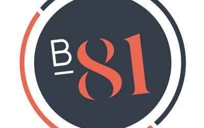 Perfectly designed communication with B81 Design